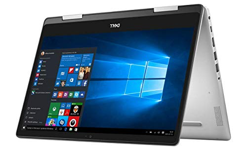 (Renewed) Dell Inspiron 14 5000 5482 2-in-1 14 Inch FHD Laptop ( 8th Gen i3-8145U/1 TB HDD/8 GB RAM/NVIDIA Geforce MX250 Graphics with 2 GB DDR5/Win 10 Home/Platinum Silver)