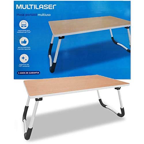 Mesa Multilaser Portátil Multiuso Ideal Para Notebook AC343
