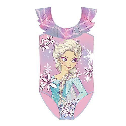 Cerdá Bañador Frozen Trikini, Rosa (Rosa C07), 3 para Niñas