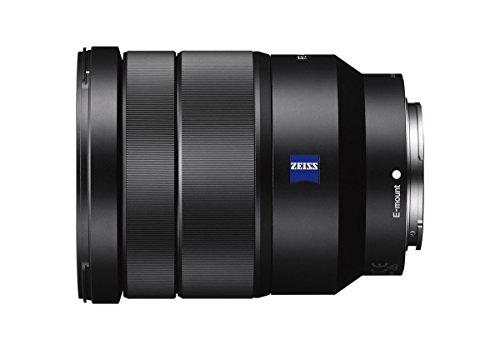 Sony SEL-1635Z Zeiss Weitwinkel-Zoom-Objektiv (16-35 mm, F4, OSS, Vollformat, E-Mount) schwarz & NP-FZ100 Akku (InfoLITHIUM-Akku Z-Serie, 7,2V/16,4Wh (2280 mAh), kompatibel mit Sony Alpha 9) schwarz