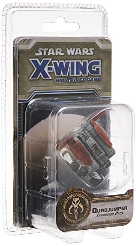 Star Wars X Wing swx61Quad Jumper Erweiterungsset-in englischer Sprache