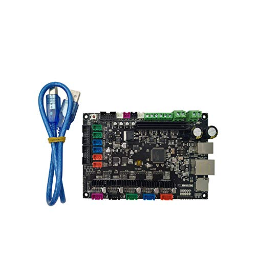 3D Printer MKS SBASE V1.3 32-bit open source Smoothieboard compatible Smoothieware 3D Printer Controller Board With USB