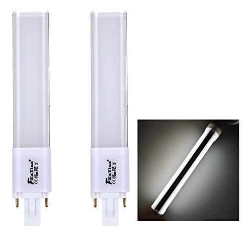 FexYinz MEERWEG G23 LED-lamp dubbelzijdige verlichting lumen stralingshoek 360 graden Ra 80 insteekstekker 2 naald PL lamp compacte LED-lamp G23 LED TL-buis