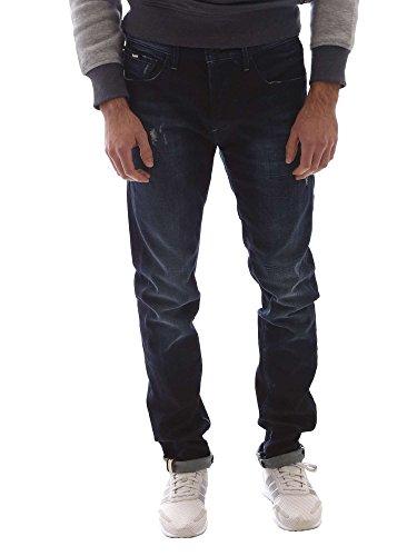 Gas 351144 Jeans Uomo Blu 38
