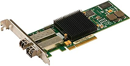 ATTO Celerity FC-82EN Dual-Channel 8Gb/s Fibre Channel PCIe 2.0 Host Bus Adapter ( includes SFPs )
