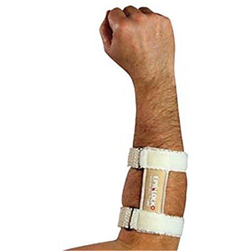 Physical Therapy Aids 081136704 Epilock - Codera de tenis (talla L/XL)