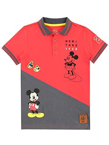 Disney Polos niño Mickey Mouse Multicolor 3-4 Años