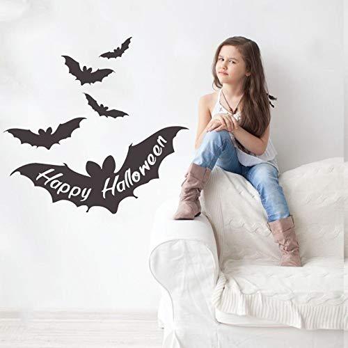 Zaosan Wandaufkleber Fliegende Fledermaus niedlich Wanddekoration Aufkleber Qualität Poster