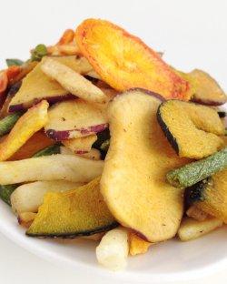 野菜チップス 500g 【バナナ 人参 さつまいも じゃがいも インゲン かぼちゃ のサクッと スナック菓子♪】