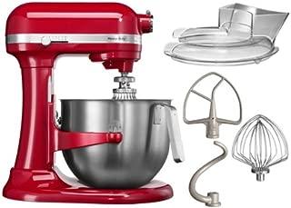 KitchenAid 食品处理器重型不锈钢金属护膝/混合/猫须 1.3 HP 6.9 l 6 重型