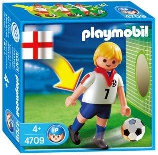 Futbolista Inglaterra Playmobil (4709)
