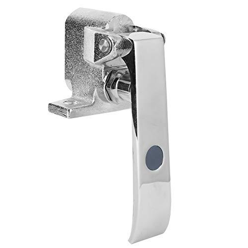 KUIDAMOS Válvula de Pedal, válvula de Grifo, válvula de Rodilla, válvula de Grifo de Repuesto, Rosca G1 / 2 para cocinas, baños(Válvula de Rodilla de Temperatura única)