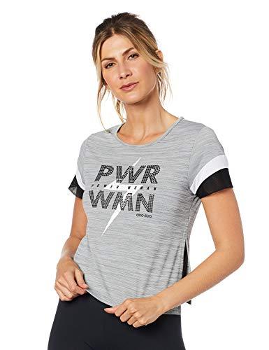 T-SHIRT SKIN FIT POWER WOMAN