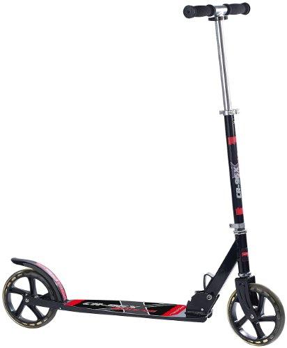 PEARL Klappbarer City-Roller CR-96X Sports mit XXL-Rädern