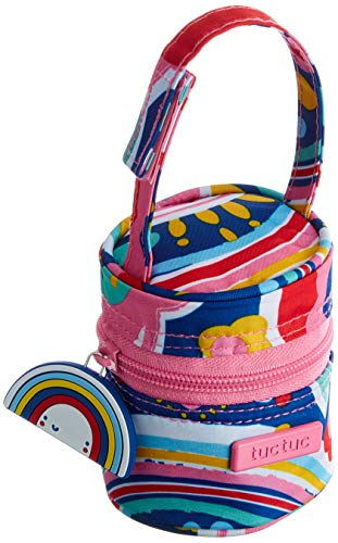 Tuc Tuc Enjoy & Dream - Porta chupete, niñas, color rosa