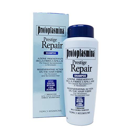 Protoplasmina Prestige Repair Shampoo 300ml Azione Rigenerante della fibra capillare