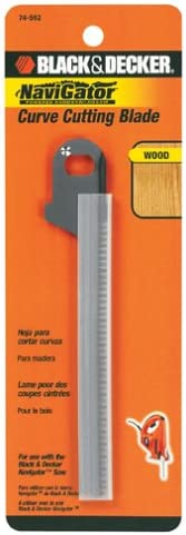 Black Decker 74-592 Curved Cutting Jig SC500 Nav for Quality inspection favorite Blade Saw