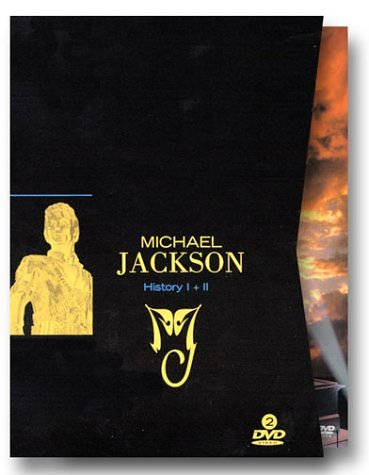Michael Jackson : History I & II - Coffret 2 DVD