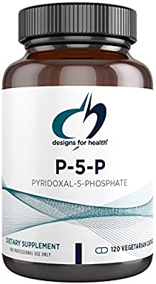 Designs for Health - P-5-P 50 mg capsules [Health and Beauty]