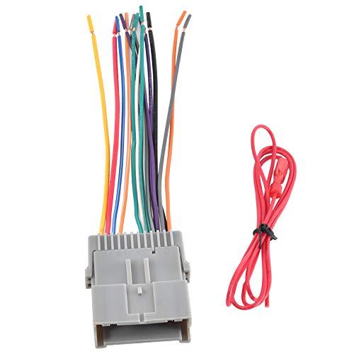 03 gmc yukon stereo wire harness - 3
