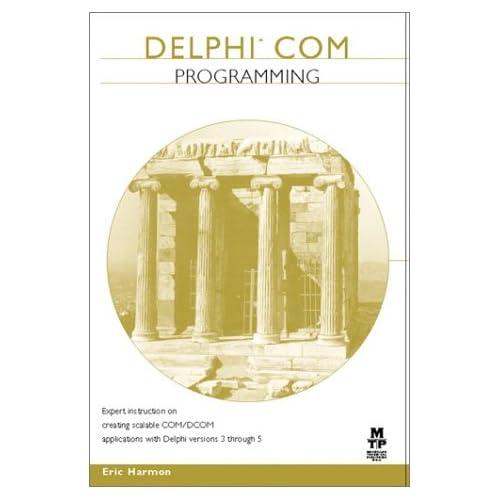 Delphi Programming: Amazon com
