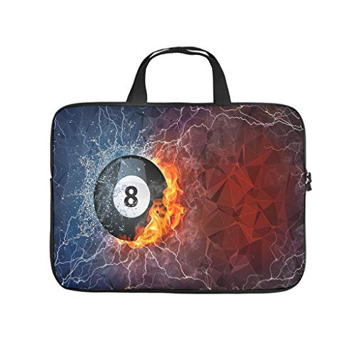 Laptop Bag Ice Hockey Wear-resistant Modern Design Laptop Bag Compatible with 13 - 15.6 Inch Pro