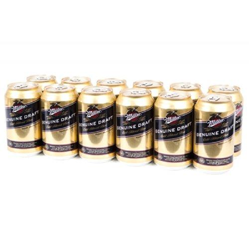 Miller Genuine Draft 12 x 355 ml (Dose)