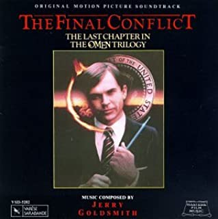 The Final Conflict - The Last Chapter In The Omen Trilogy Soundtrack