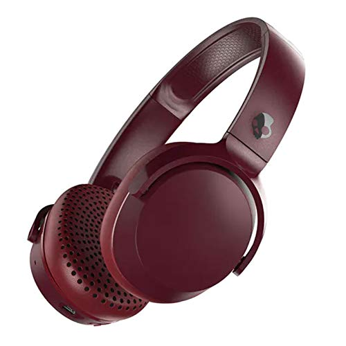 Skullcandy Riff Wireless On-Ear Headphone - Deep Red Moab Red