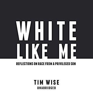 White Like Me cover art