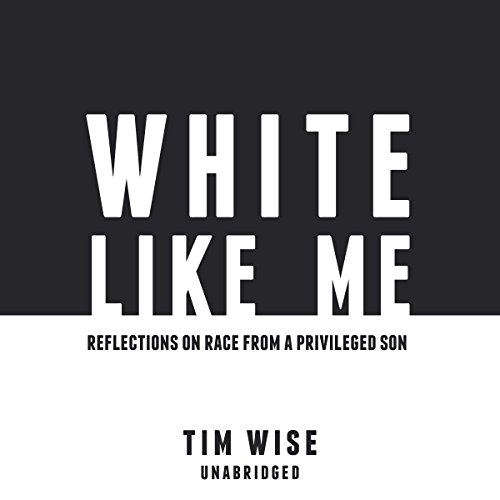 White Like Me audiobook cover art