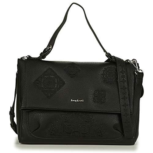 DESIGUAL ALEGRIA KASSEL Handtassen dames Zwart - One size - Handtassen lang hengsel