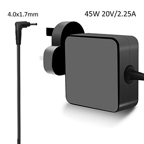 45W AC Power Adapter Laptop Charger for Lenovo IdeaPad 300, 300S, 310, 320, 320S Series, Flex 4 Flex 5, IdeaPad 500, 500S, 510, 510S, 520, 520S, 710S Series, P/N: ADP-45DW BA, ADP-45DW BA, ADP-45DW C