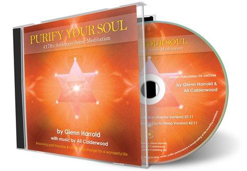 417hz Solfeggio Meditation.: Resolving Past Traumas & Facilitating Change for a Wonderful Life (Purify Your Soul, Band 2)