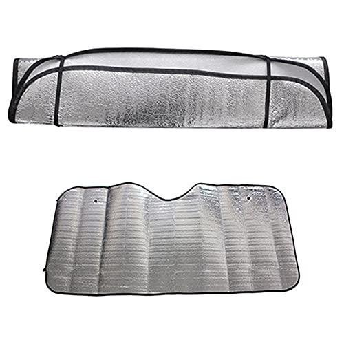ZDXNNX Protector Solar del automóvil, protección contra la Industria de la protección de la Cortina de la protección del Sol de la película del Parabrisas del Parabrisas del Parasol de la Parasol
