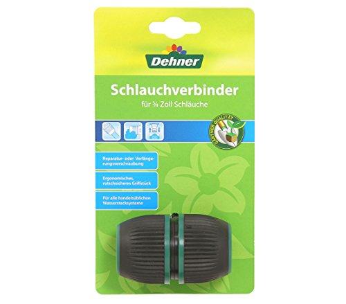 Dehner Schlauchverbinder für 3/4 Zoll Schläuche