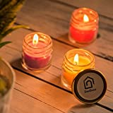 Best Scented Candles - DecDoor Mini Glass Jar Scented Candles Pack of Review