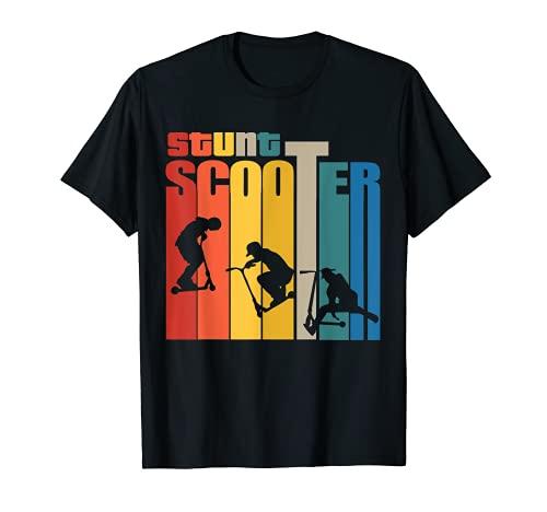 Pro Scooters Tricks Kick Scooter Para Niños Ruedas de Camiseta