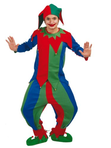 Guirca Costume de couturier – Taille Unique, Rouge