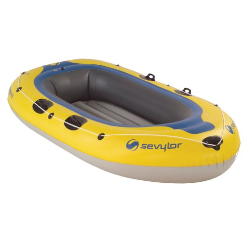 Learn More About Sevylor Caravelle 4-Person Inflatable Boat