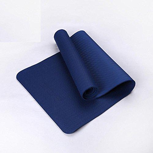 Materassino da campeggio outdoor fitness dance pad verde insapore tappetino da Yoga antiscivolo
