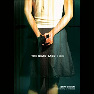 The Dead Yard audiobook cover art