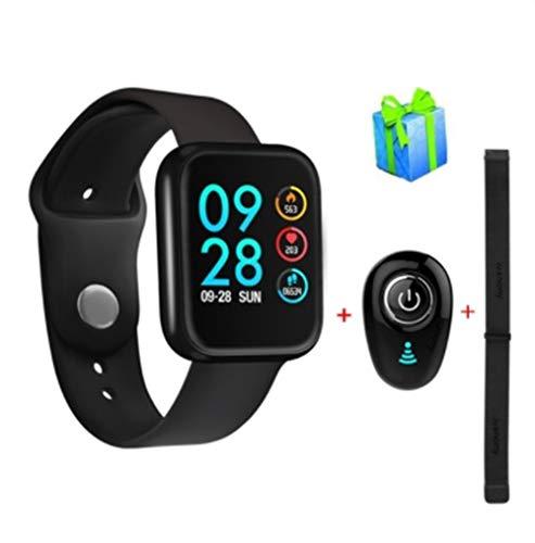 Fitness tracker armband slimme horloge band bloeddruk klok IP68 waterdicht upgrade snel schip for dropshipping