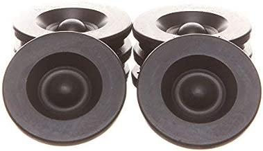 REPLACEMENTKITS.COM - Brand Fits Dexter AL-KO Tiedown Eng Replacement EZ Lube Axle Grease Plugs Hub Dust Cap 8 Pack