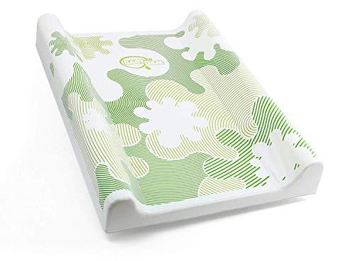 BabyDam BL9402 Baby Changing Mat - Green/White…