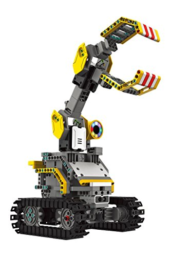UBTECH - Jimu Robot - Builderbots Kit Interactive Robotic Building Block System