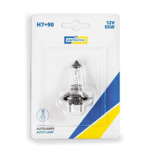 CARTECHNIC CARTECHNIC H7-LAMPE +90%