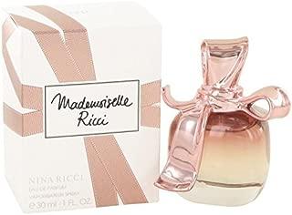 Mademoiselle Ricci by Nina Ricci Eau De Parfum Spray 1 oz for Women - 100% Authentic