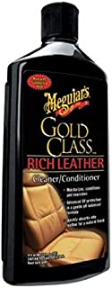 Meguiar's Gold Glass Rich Leather Cleaner