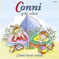 Conni Geht Zelten/Reitsch